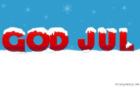 En riktig svensk jul!