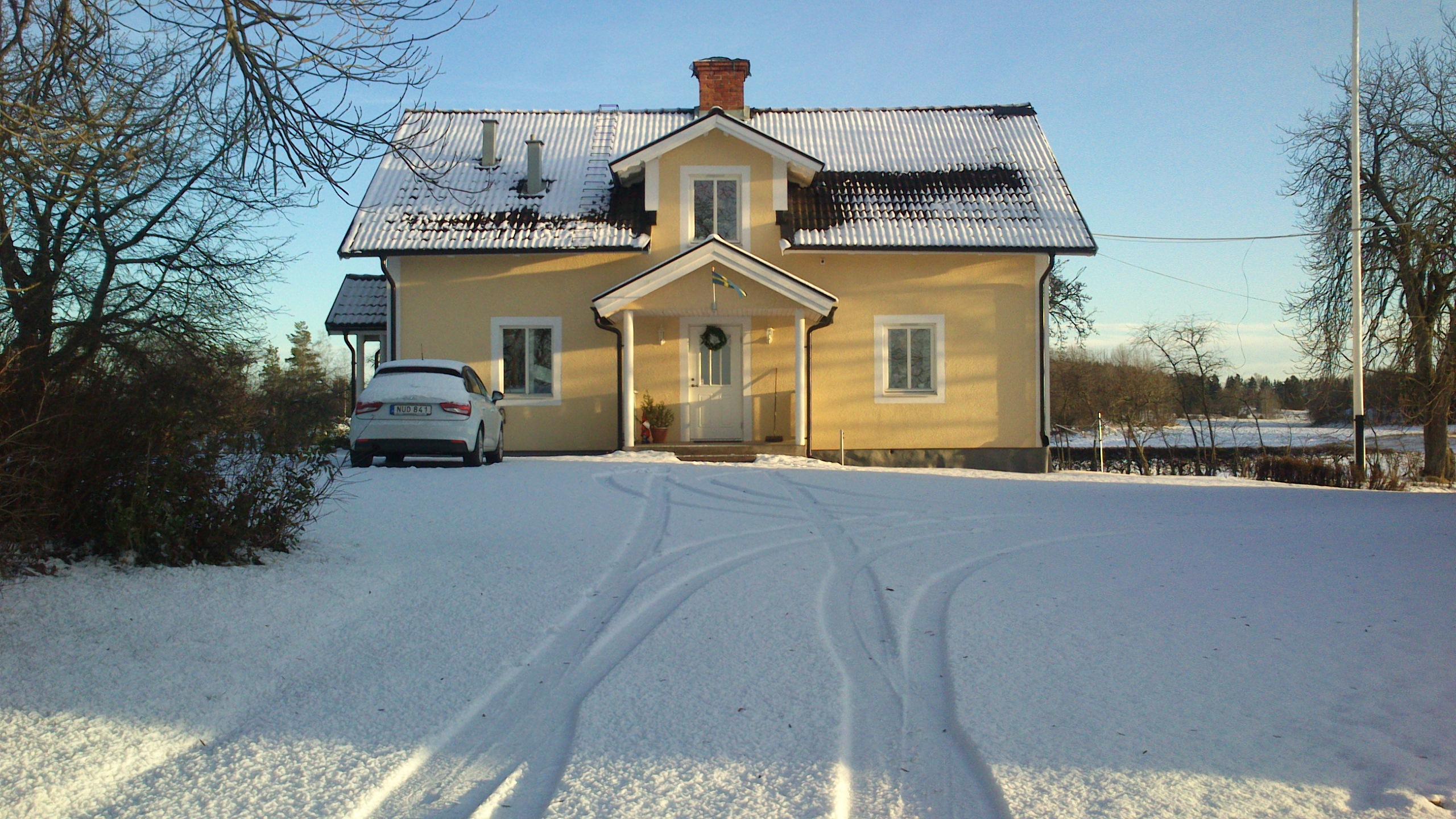 Inbrott hos Berra och Ulla i Olofstorp!  Har någon sett något?